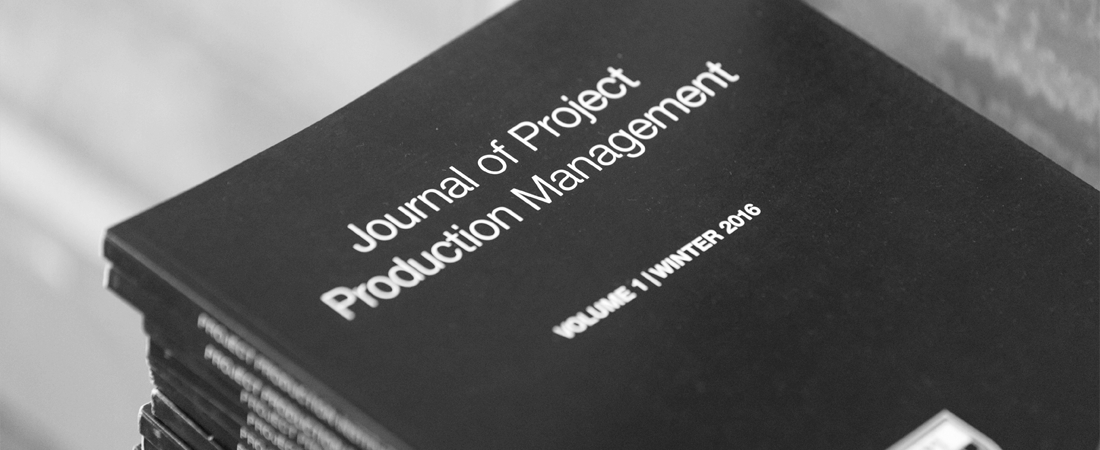 Project Production Management Journal