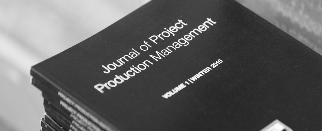 Project Production Management Journal